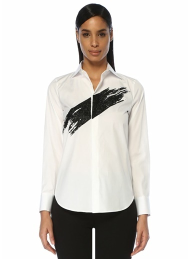 Dsquared2 Gömlek Beyaz